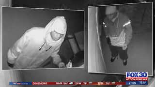 Neighbors concerned over safety after suspected burglars seen in Murray Hill