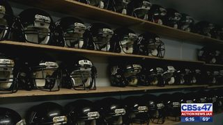 Orange Park Athletic Association needs funding for new football helmets