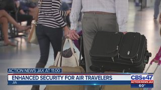 Enhanced security for air travelers