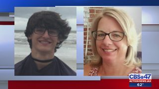 Jacksonville police searching for woman, teen believed to be missing and…