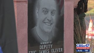 Permanent memorial for deputy killed on duty