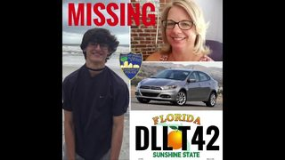 Raw audio: Mother of missing Neptune Beach teen Logan Mott pleads for…
