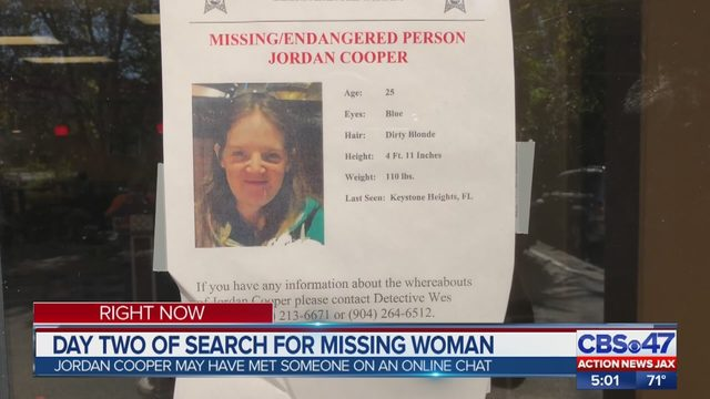 Family of missing Keystone Heights woman says she could be