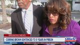 Corrine Brown sentenced to 5 years in prison in federal fraud case