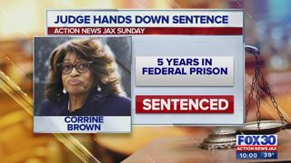 Action News Jax Sunday - 12.10.2017: Corrine Brown Sentenced
