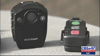 Jacksonville police getting nearly $1M grant for body cameras