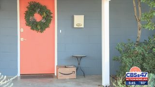 Stopping porch pirates