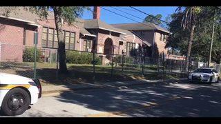 Duval County alternative school on lock down