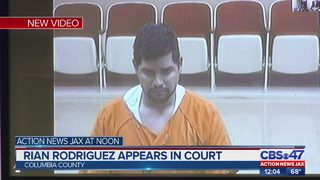 Rian Rodrigues appears in court