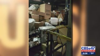 UPS customers say their packages are delayed
