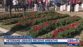 Veterans honored during