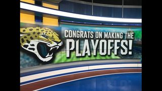 Jaguars head to playoffs for first time in 10 years after Texans defeat