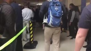Power outage at Atlanta airport: Video 6
