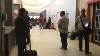 Power outage at Atlanta airport: Video 7