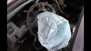 Check to see if your vehicle is affected by the Takata airbag recall