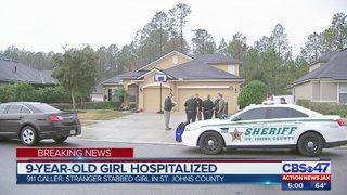Girl, 9, cut multiple times in Durbin Crossing in St. Johns County