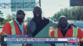 FHP: Leonard Fournette involved in multi-car crash
