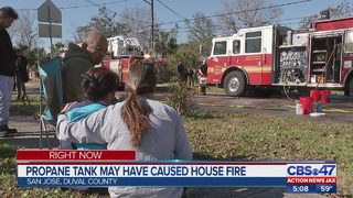 Jacksonville family loses beloved pet in house fire