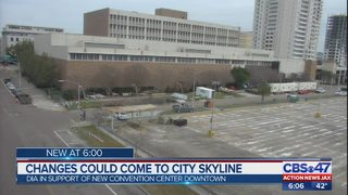 Changes could come to city skyline
