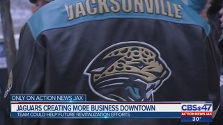 Jags creating more business downtown