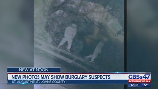 New photos of possible burglary suspects