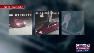 Search for crime spree suspects