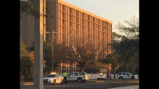 Fire marshal: Jacksonville high rise nowhere near ready for tenants to return