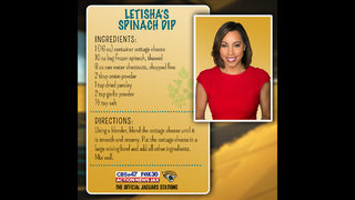 Game day recipe: Letisha
