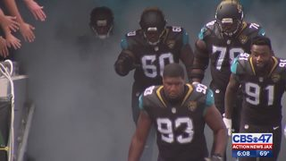 Jacksonville fans stand by Jaguars
