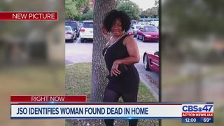 JSO identifies woman found dead in home