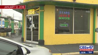 Jacksonville Caribbean restaurant cited for having over 100 roaches