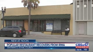 San Marco businesses bouncing back after Hurricane Irma