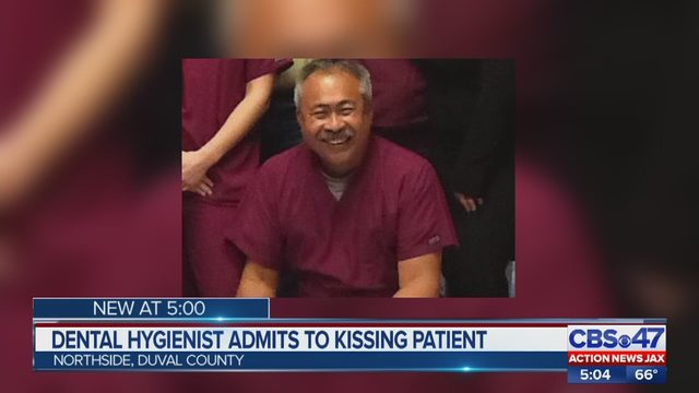 Jacksonville Dental Hygienist Admits He Kissed Patient According To