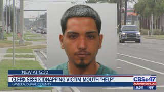 JSO: Jacksonville gas station clerk sees woman mouth