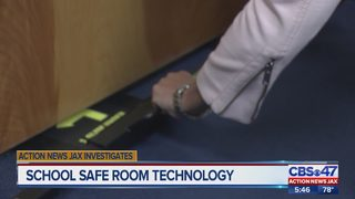 School safe room technology