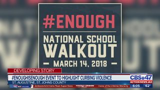 EnoughisEnough Event to curb gun violence