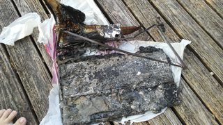 Toshiba denies claim after laptop bursts into flames in Green Cove Springs home