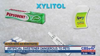 Chemical found in dozens of household products can be fatal to pets