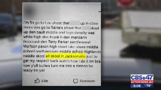 Local school threats cause panic