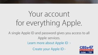 New email scam targeting iphone users