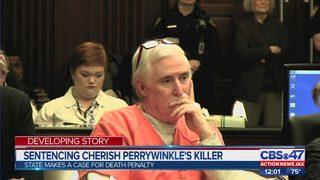 Sentencing Cherish Perrywinkle