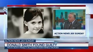 Action News Jax Sunday Feb. 18, 2018: Cherish Perrywinkle