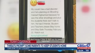 Oakleaf High School threat: Deputies investigate social media post