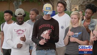 UNF holds vigil for school shooting victims