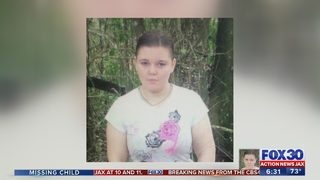 Missing Child Alert issued for Lake City teen