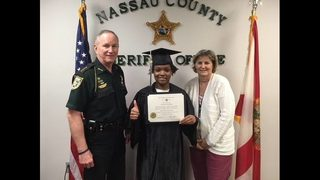 Yulee inmate first woman to receive GED in jail
