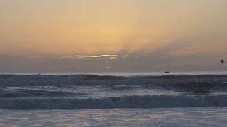 Photos: Sunrise at Jacksonville Beach, Feb. 23