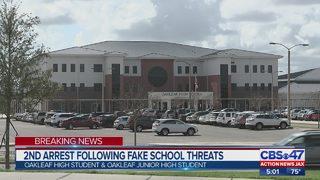 Threatening social media posts circulate online at Jacksonville high school