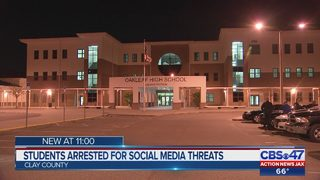 Students arrested for social media posts