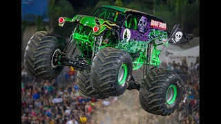 These are the trucks that will be at Monster Jam